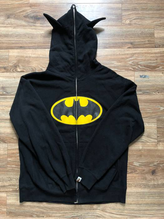 42d97733ac77 Bape Bape Batman Full Zip Size l - Sweatshirts   Hoodies for Sale ...