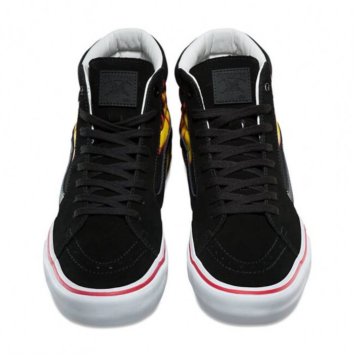 29316d922ca618 Vans Vans x Thrasher Sk8 Hi Pro Size 7 - Hi-Top Sneakers for Sale ...