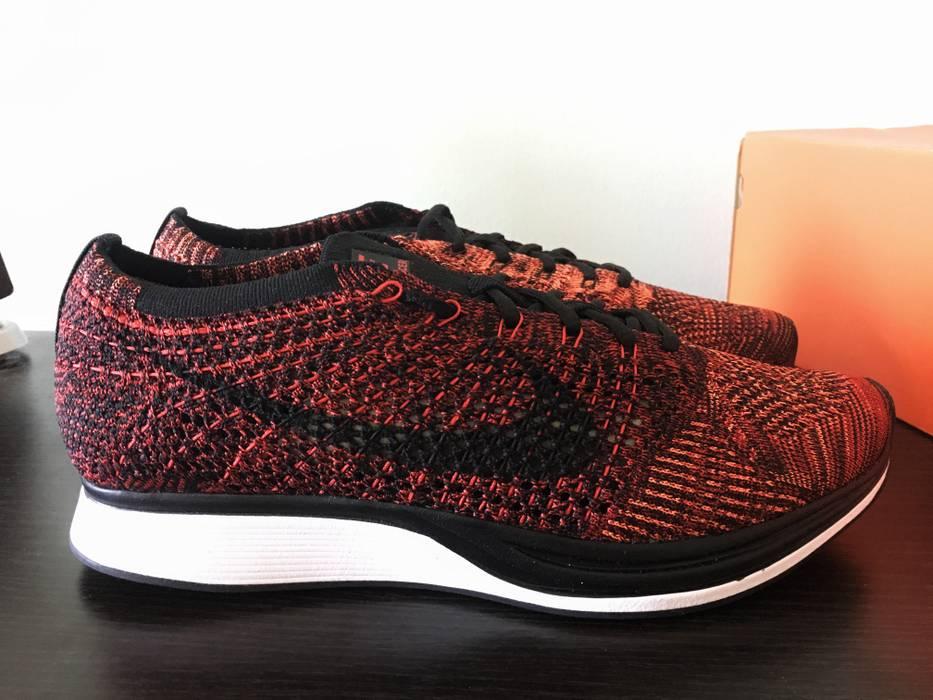e00b17cd2d0d Nike Nike Flyknit Racer University Red Size 8 Size 8 - Low-Top ...