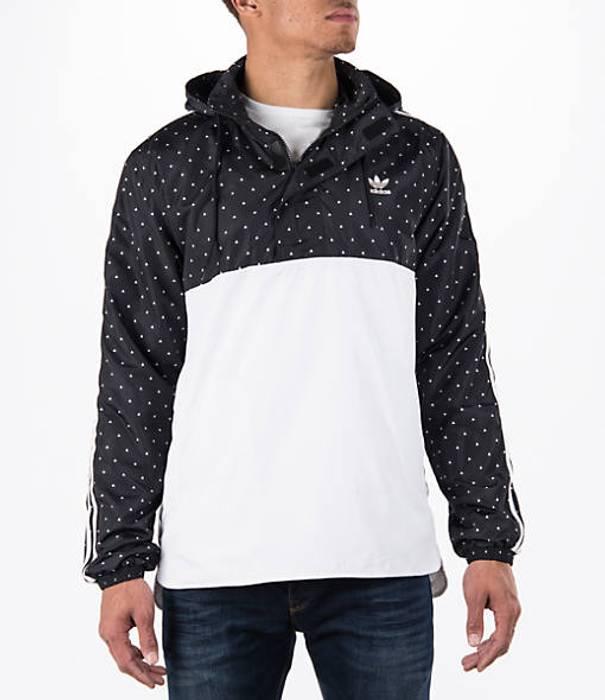 f9bdb38078 Adidas hu race woven hoodie Size m - Light Jackets for Sale - Grailed