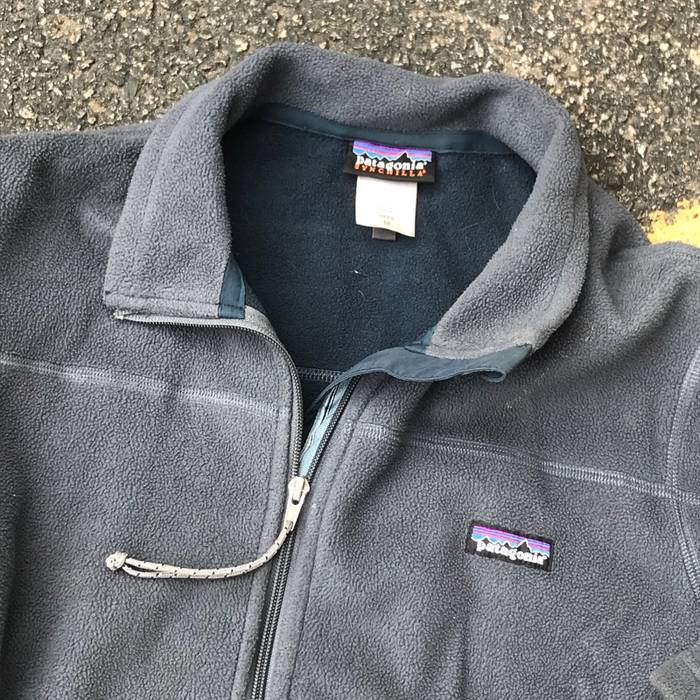 Vintage 90s PATAGONIA Fleece Zip Up Jacket VINTAGE ( Made in USA ) Size US M c1d1222b31f0