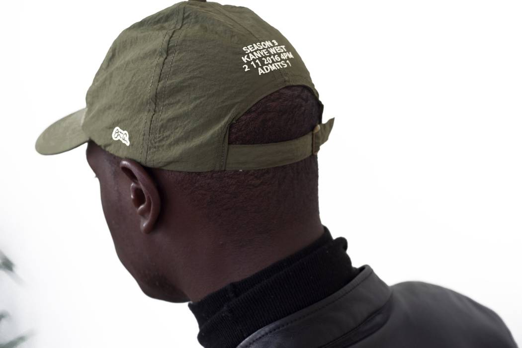 68df1bd0293 Yeezy Season PESOSX season 3 invite cap Size one size - Hats for ...