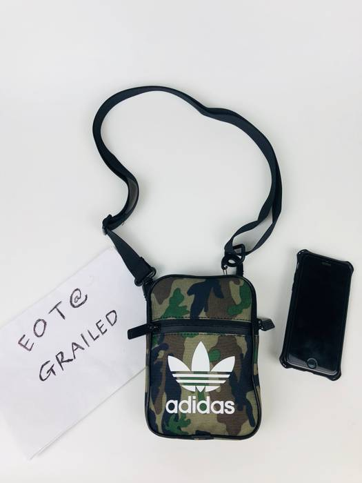 bc93d672aa29 Adidas adidas camo mini shoulder Bag sling crossbody bag Size ONE SIZE - 2