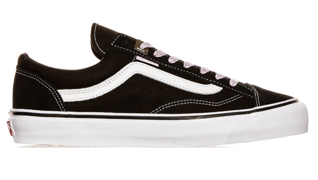 6ebf1af70e Vans OG Style 36 LX in Black Pink Size 10 - Low-Top Sneakers for ...