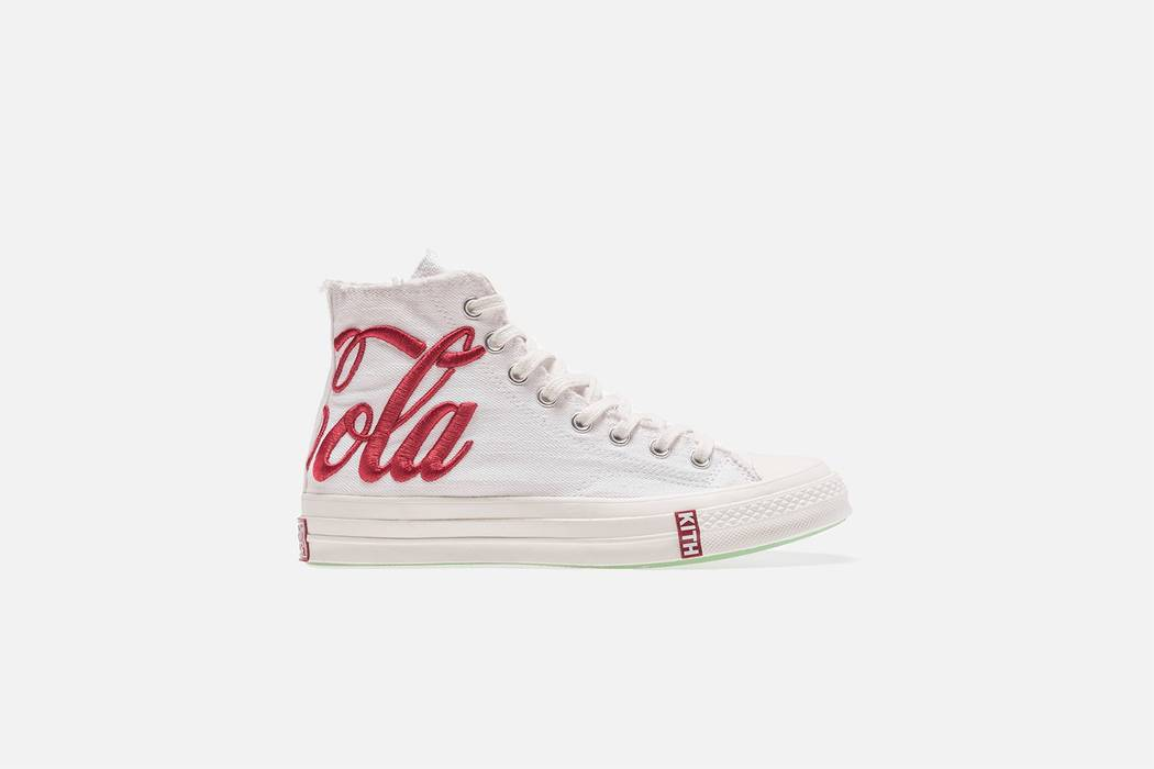 77d6c246d7d8 Kith Nyc Kith x coca cola converse Size 12 - Hi-Top Sneakers for ...