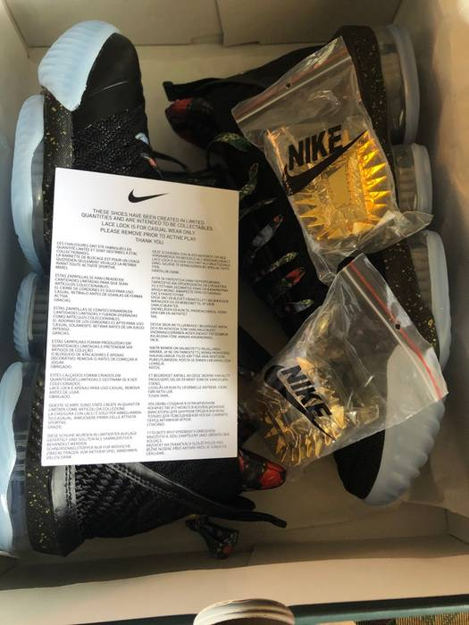 Nike Lebron 16 Watch The Throne Size 10.5 - Hi-Top Sneakers for Sale ... fc36001e3