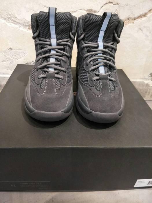 650d0299d Yeezy Season Yeezy season 6 desert boot Graphite Size 11 - Boots for ...