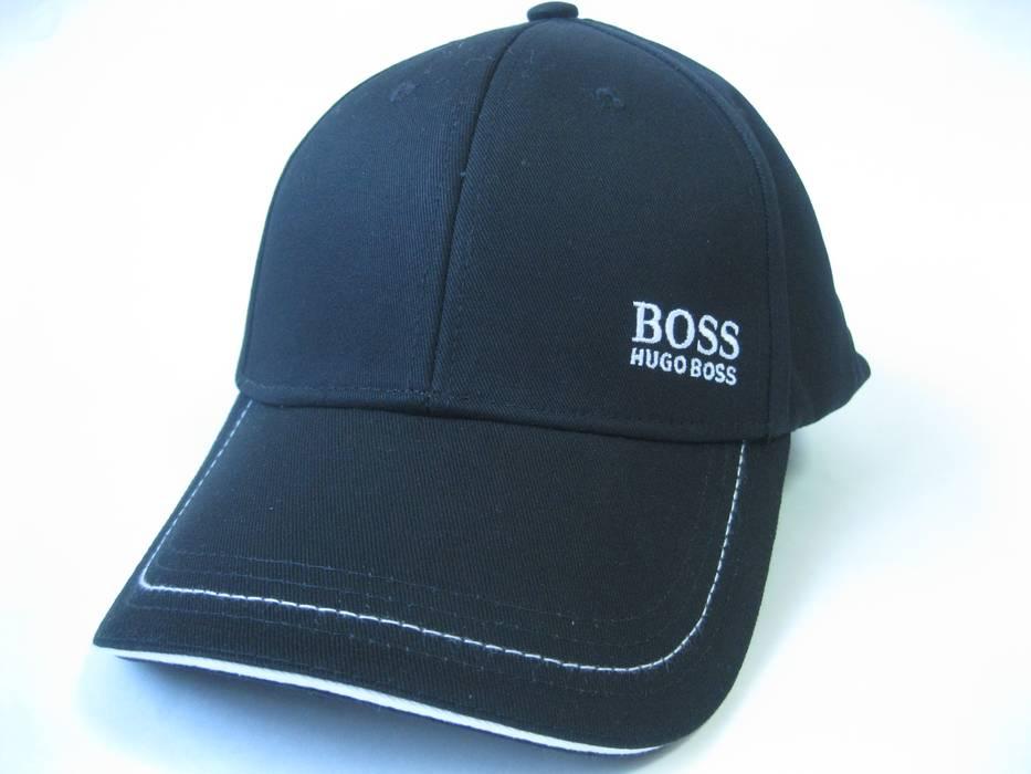 Hugo Boss Baseball Cap 50245070 Black Size one size - Hats for Sale ... 804fd3735c3