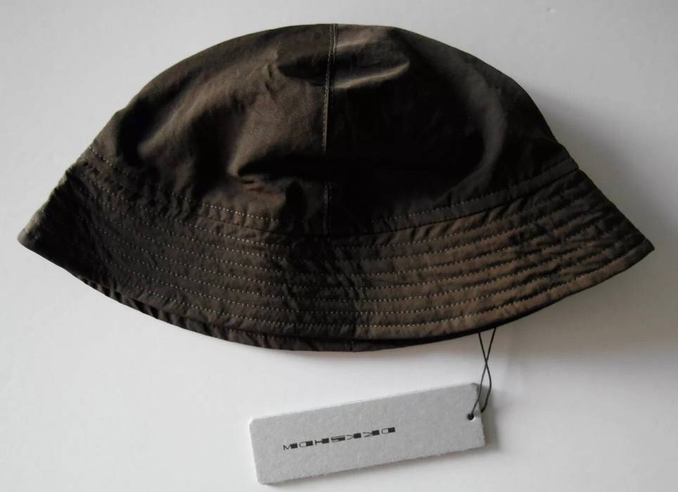 c1edc27d1e6 Rick Owens Drkshdw Bucket Hat Size one size - Hats for Sale - Grailed