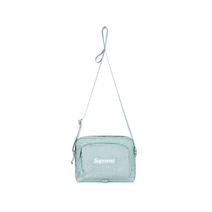 037af749a8bb Supreme Supreme Shoulder Bag SS19 - Ice Blue Size one size - Bags ...
