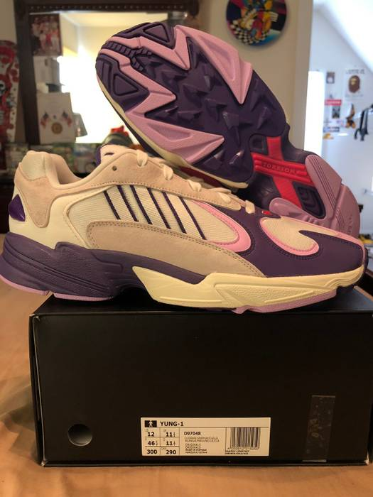 c5c0ddb3d81 Adidas Adidas Yung-1 Dragon Ball Z Frieza Size 12 - Low-Top Sneakers ...