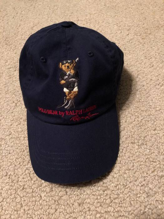 448dead8532 Polo Ralph Lauren New with Tags Polo Bear Hat Size one size - Hats ...