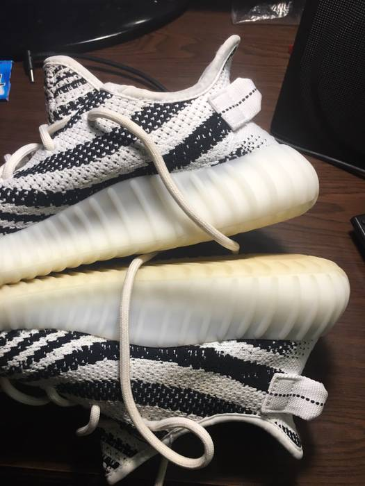 33122d5bebbdb Adidas Kanye West  FINAL PRICE  Yeezy Boost 350 V2 Zebra Size US 10.5