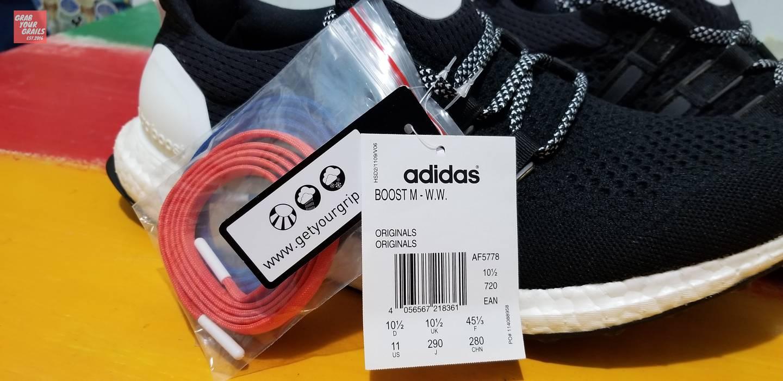 c4f6bdebefa Adidas USED ADIDAS CONSORTIUM ULTRA BOOST 1.0