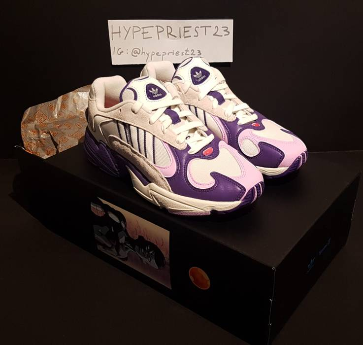 98281c8c69d Adidas Adidas Yung-1 Dragon Ball Z Frieza Size 6.5 - Low-Top ...