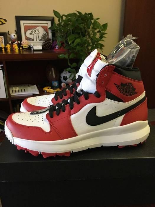 16dc4fcf043 Nike Nike Air Jordan 1 Golf Shoe (917717-100) Mens Size 11 - New ...