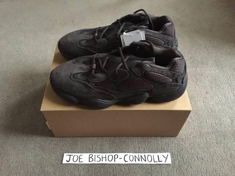 Adidas Kanye West Adidas Yeezy 500 Utility Black - UK 10.5 (US 11) Size b1a8de858