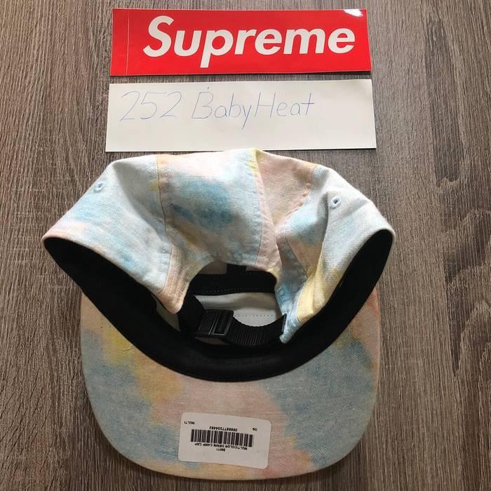 b578c267ef8 Supreme Supreme Multi Color Denim Camp Cap Size one size - Hats for ...