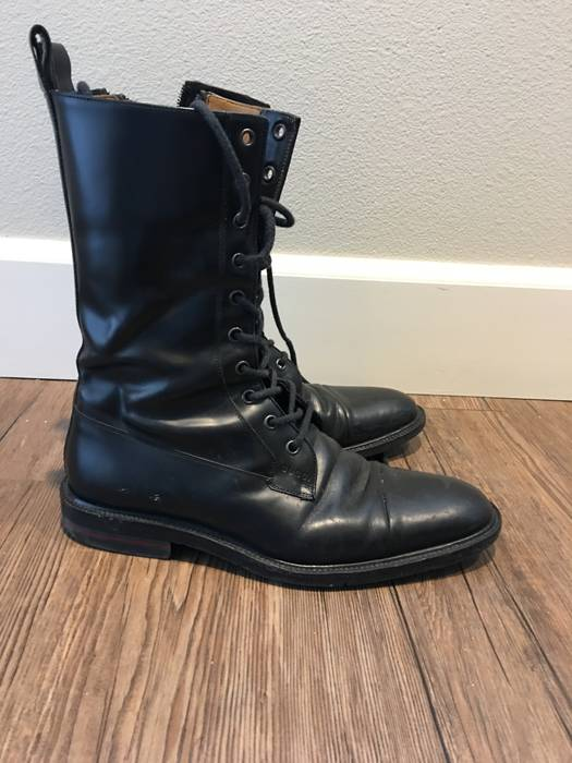 ab4133814c8 Gucci Gucci combat boots Size 7 - Boots for Sale - Grailed