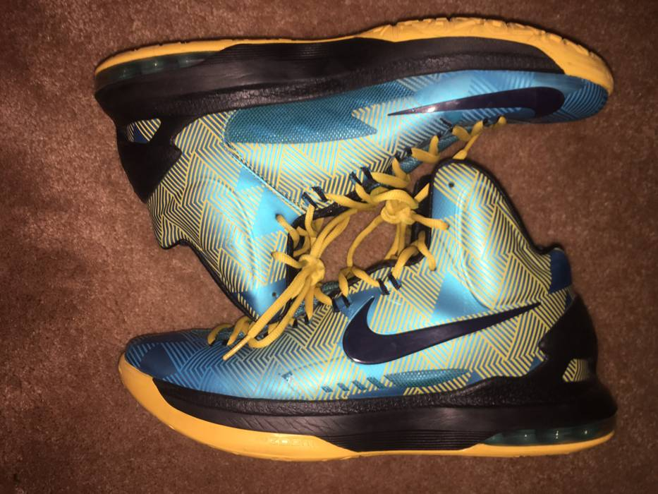 4f2d9fb44399 Nike KD 5 N7 Basketball Shoe Size 11.5 - Hi-Top Sneakers for Sale ...