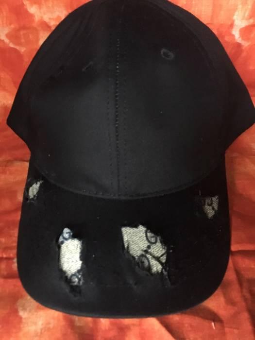 ac18556292f7d Gucci Gucci Distressed Baseball Dad Custom Hat Size one size - Hats ...