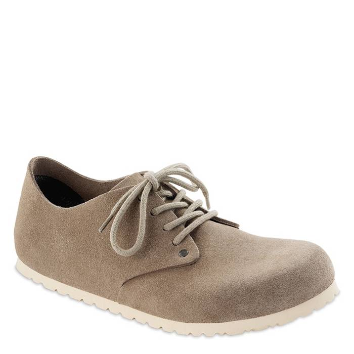 Birkenstock Maine Taupe Suede Size 12 - Low-Top Sneakers for Sale ... 371f5370de5