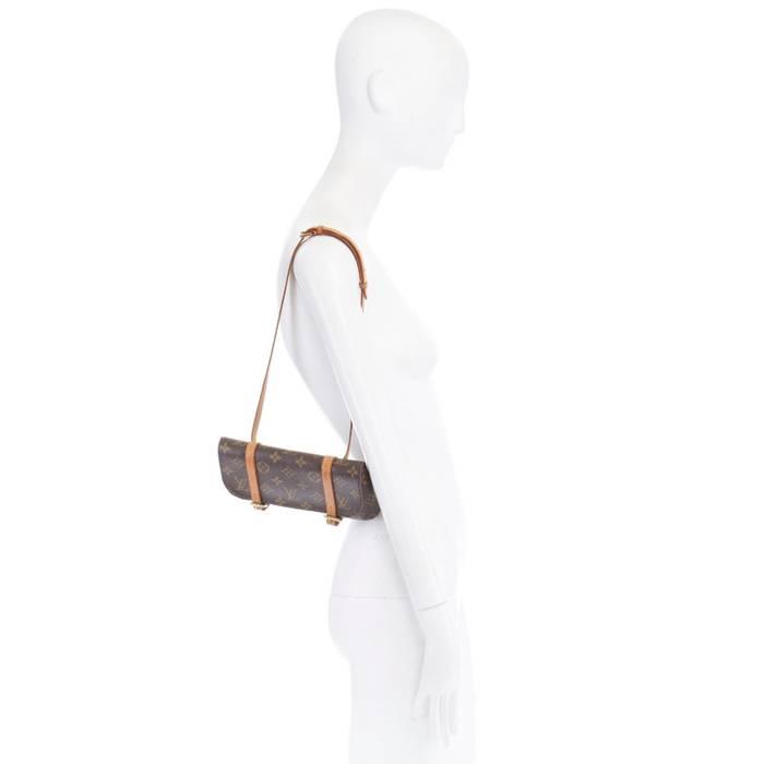 Louis Vuitton LOUIS VUITTON LV Pochette Marelle PM monogram dual strap  fanny waist belt bag Size 3c5b13f903e94