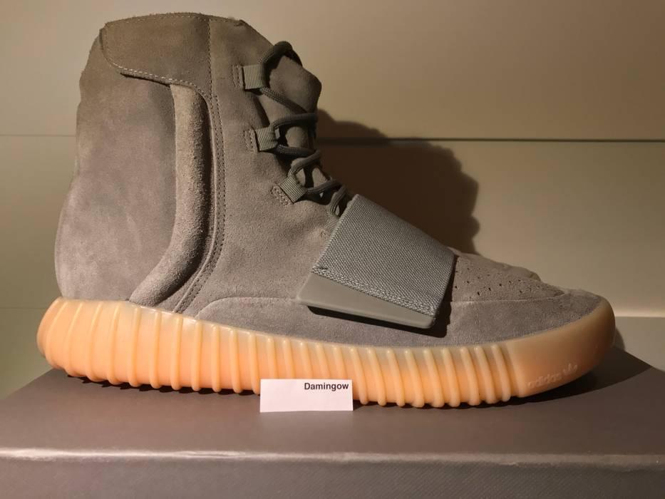 finest selection ad32a db8c7 Adidas adidas Yeezy Boost 750 Grey Gum BB1840 US 11.5 46 Size US 11.5  EU