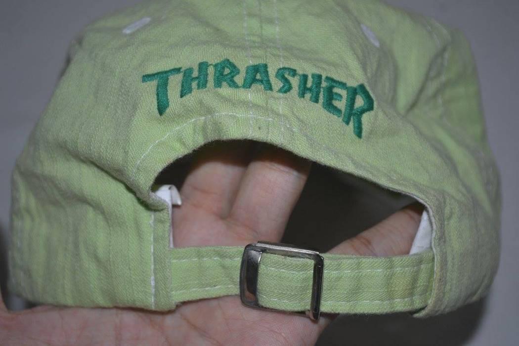 0e7e10d19d0 Thrasher Vintage Thrasher Magazine skate vans 90s Cap hat Size ONE SIZE - 2