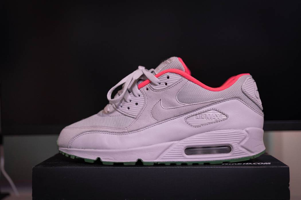 c00745021dd Nike Nike Air Max 90 ID Yeezy Platinum Size 9.5 - Low-Top Sneakers ...