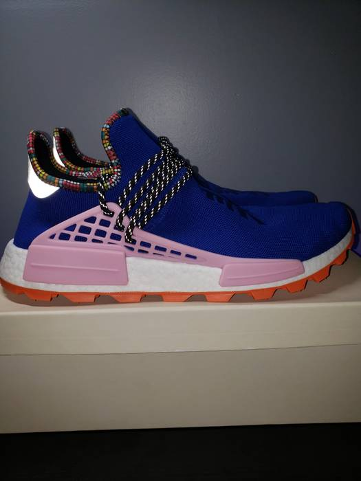 20ce6d4b2 Adidas Pharrell Williams Human Race NMD Inspiration Pack (Blue) Size ...