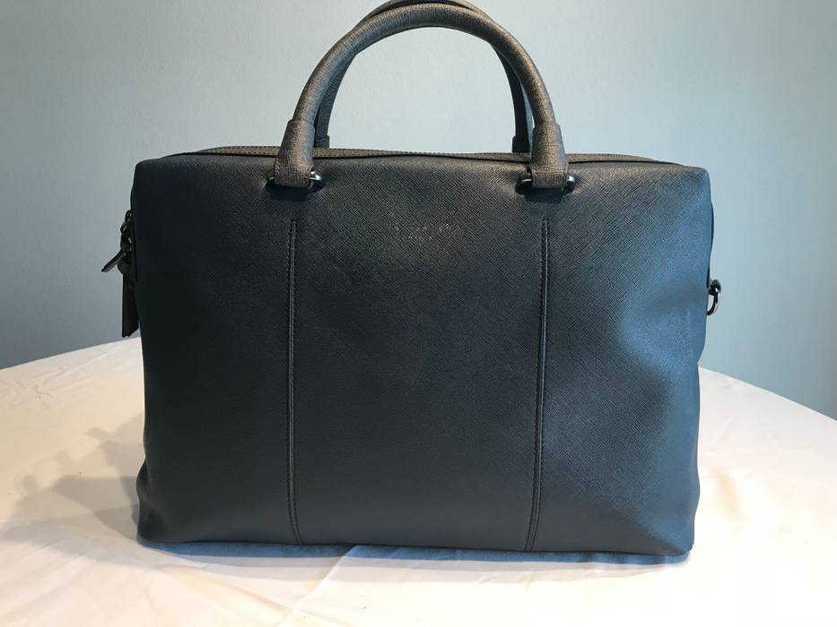 Ted Baker Trough Crossgrain Document Briefcase Size one size - Bags ... 1543d53d2d999