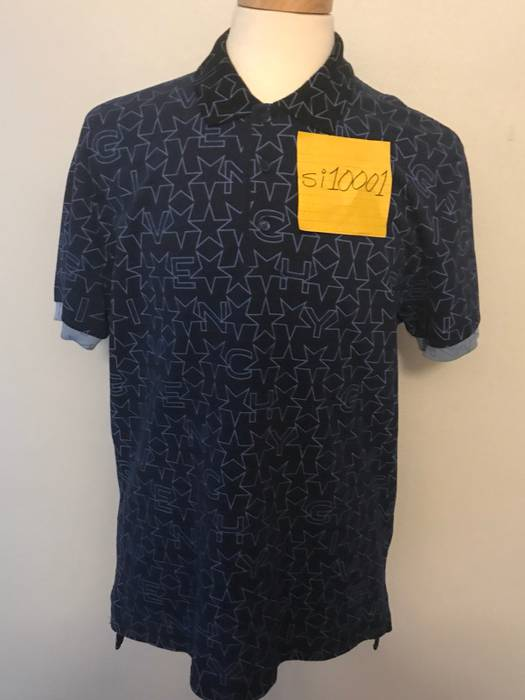 b8b5c32b43e8 Givenchy Givenchy Monogram Oversize Polo Shirt Size s - Polos for ...