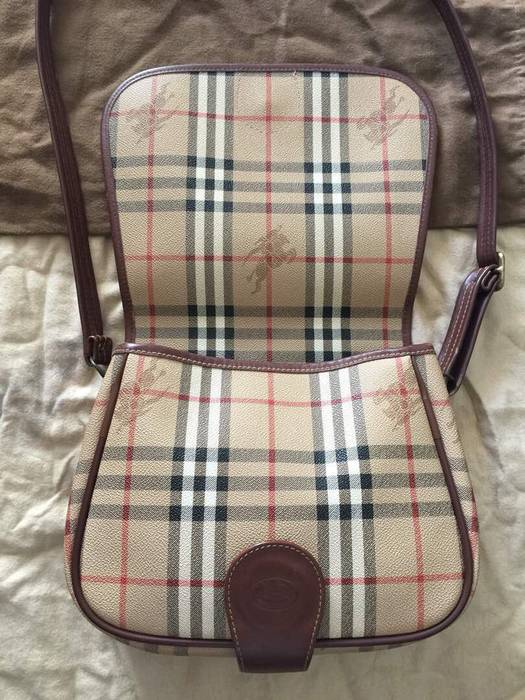 08c742394493 Burberry Authentic Vintage BURBERRY Sling Size one size - Bags ...