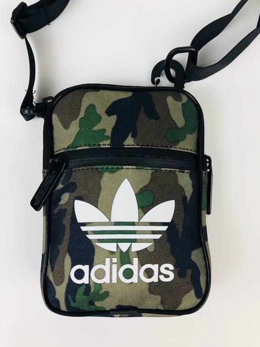 d27e4b2abb1e Adidas adidas camo mini shoulder Bag sling crossbody bag Size ONE SIZE - 4