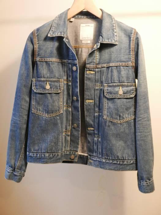 56330ebbc1f Visvim Visvim Social Sculpture Denim Jacket 101 Size US M   EU 48-50