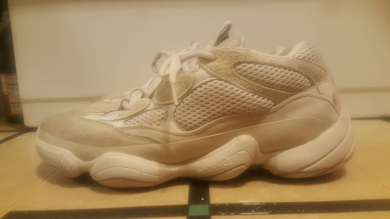 2b3ff599fbfe3 Adidas Kanye West Yeezy 500 Blush Size 11 - Low-Top Sneakers for ...