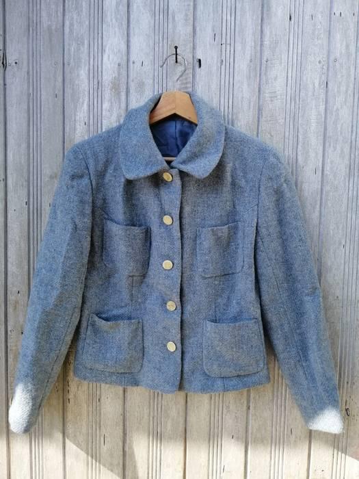 Japanese Brand Vintage Junko shimada part 2 wool coat Size US XS / EU 42 /