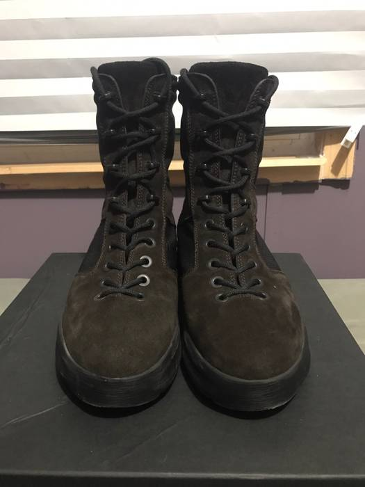 0970ffe32 Yeezy Season Yeezy Season 3 Military Boot Size 10 - Boots for Sale ...