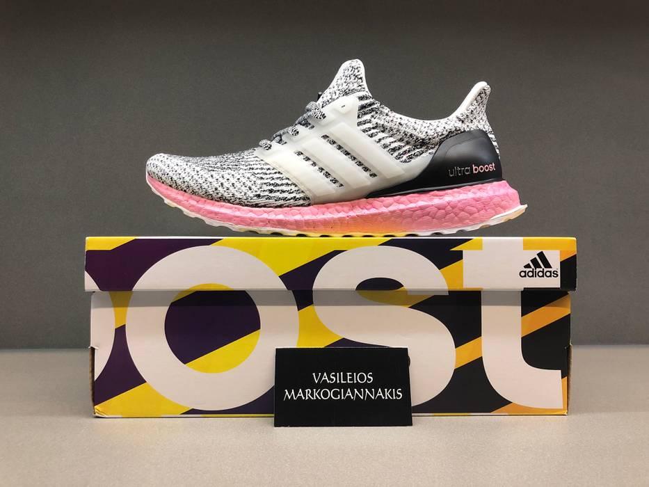 Adidas Adidas ultra boost 3.0 Oreo zebra custom Size 8 - Low-Top ... 611b441a010f8