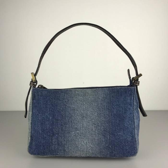 4385444874a5 Fendi Authentic Fendi Denim Shoulder Bag Size one size - Bags ...