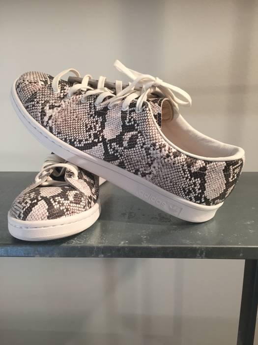 Hyke Hyke x Adidas Originals Stan Smith snakeskin sneakers Size 11 ... 9a289eb97