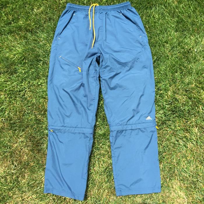 728488a4e1eda Adidas Adidas Vintage Zip Off Track Pant Bottoms Size US 32   EU 48