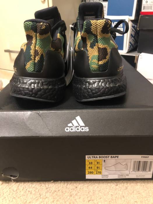 c6fc09bf36f Adidas Adidas Bape Ultra Boost Size 10 Size 10 - Low-Top Sneakers ...