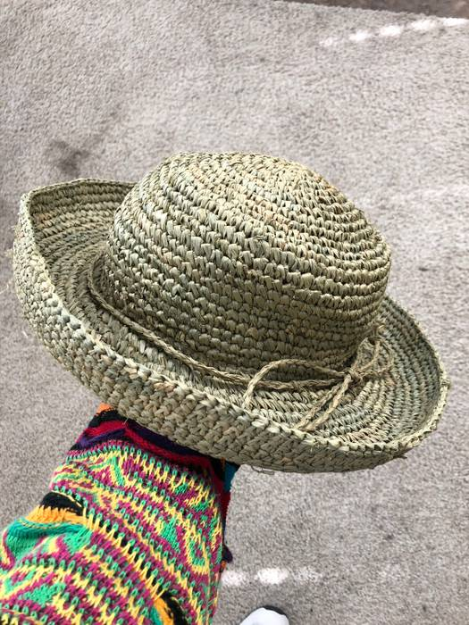 Tommy Bahama Straw Woven Hawaiian Beach Hat Size one size - Hats for ... 60ea2aaaa26