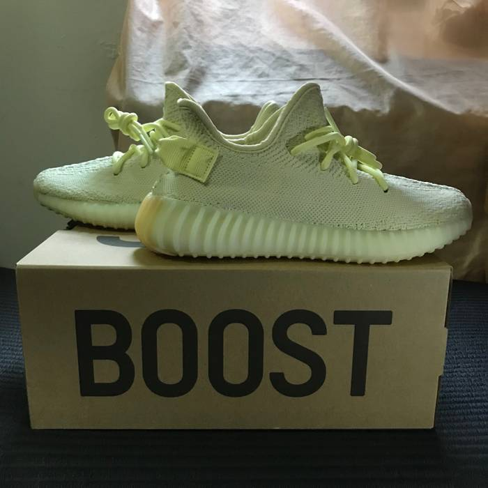 c5675db5521117 Adidas Kanye West Adidas Yeezy Boost 350 V2 Butter Size 5 F36980 Size US 5
