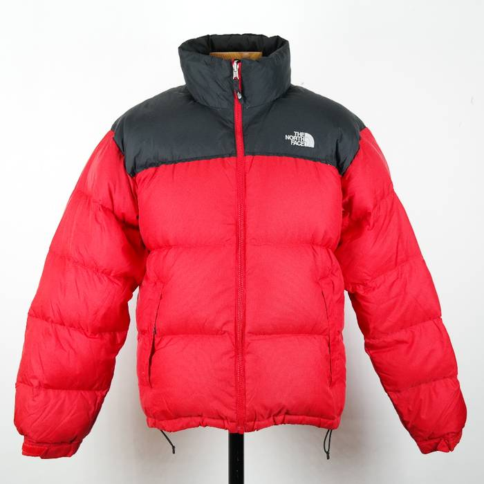 64929760c9 The North Face North Face RED 700 NUPTSE Goose Down Puffer Jacket ...