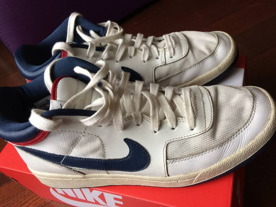 check out 74fc0 a00e0 Nike. Challenge Court Mid Vintage