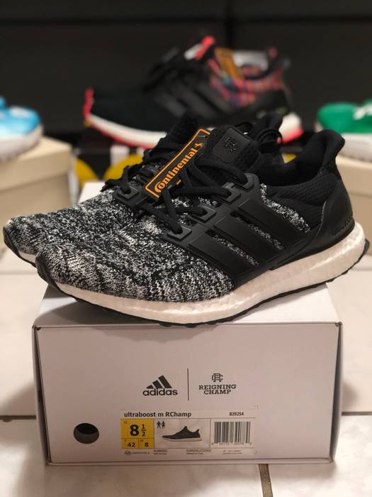7cbe9135cb979 Adidas Adidas X Reigning Champ Ultra Boost 1.0 Size 8.5 - Low-Top ...