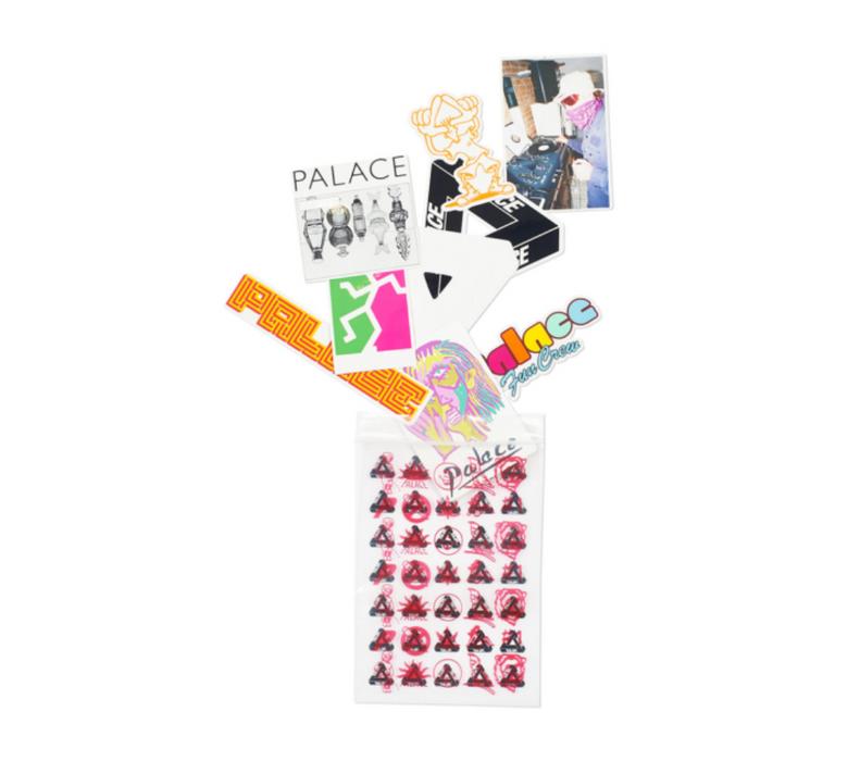 2923c49536de Palace Palace Sticker Pack (Autumn 2018) Size one size ...